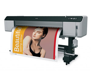 Печать на бумаге больших форматов